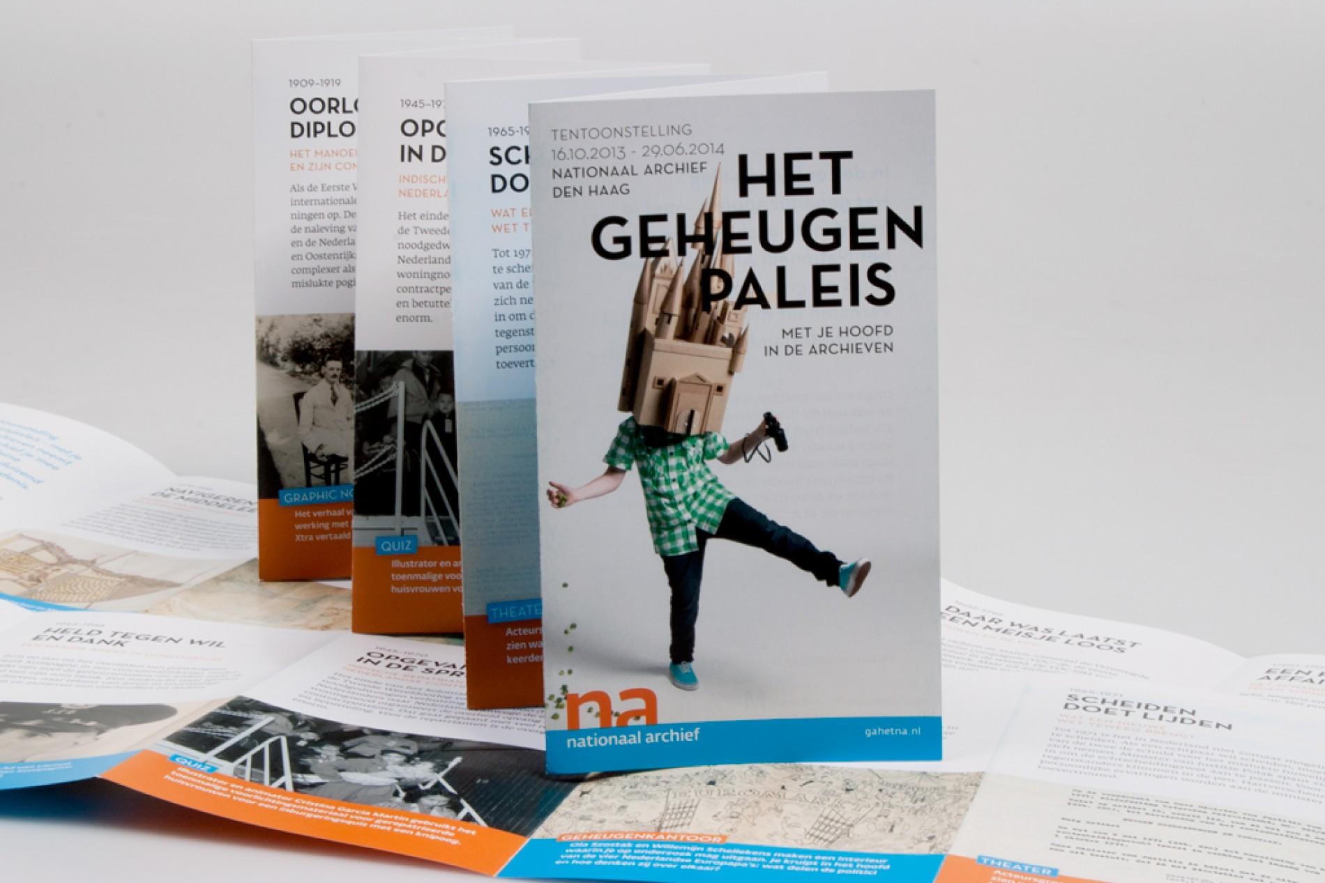 idjevandenboom_nationaalarchief-geheugenpaleis_poster