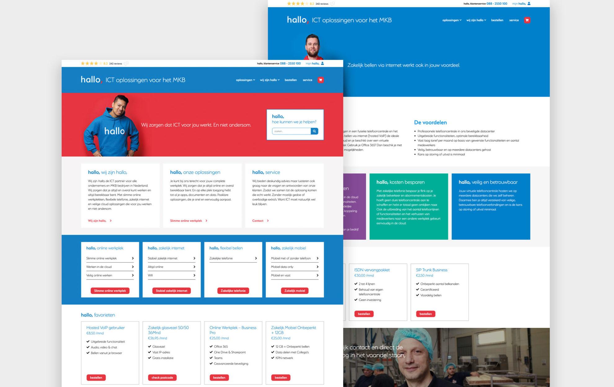 hallo-website-design