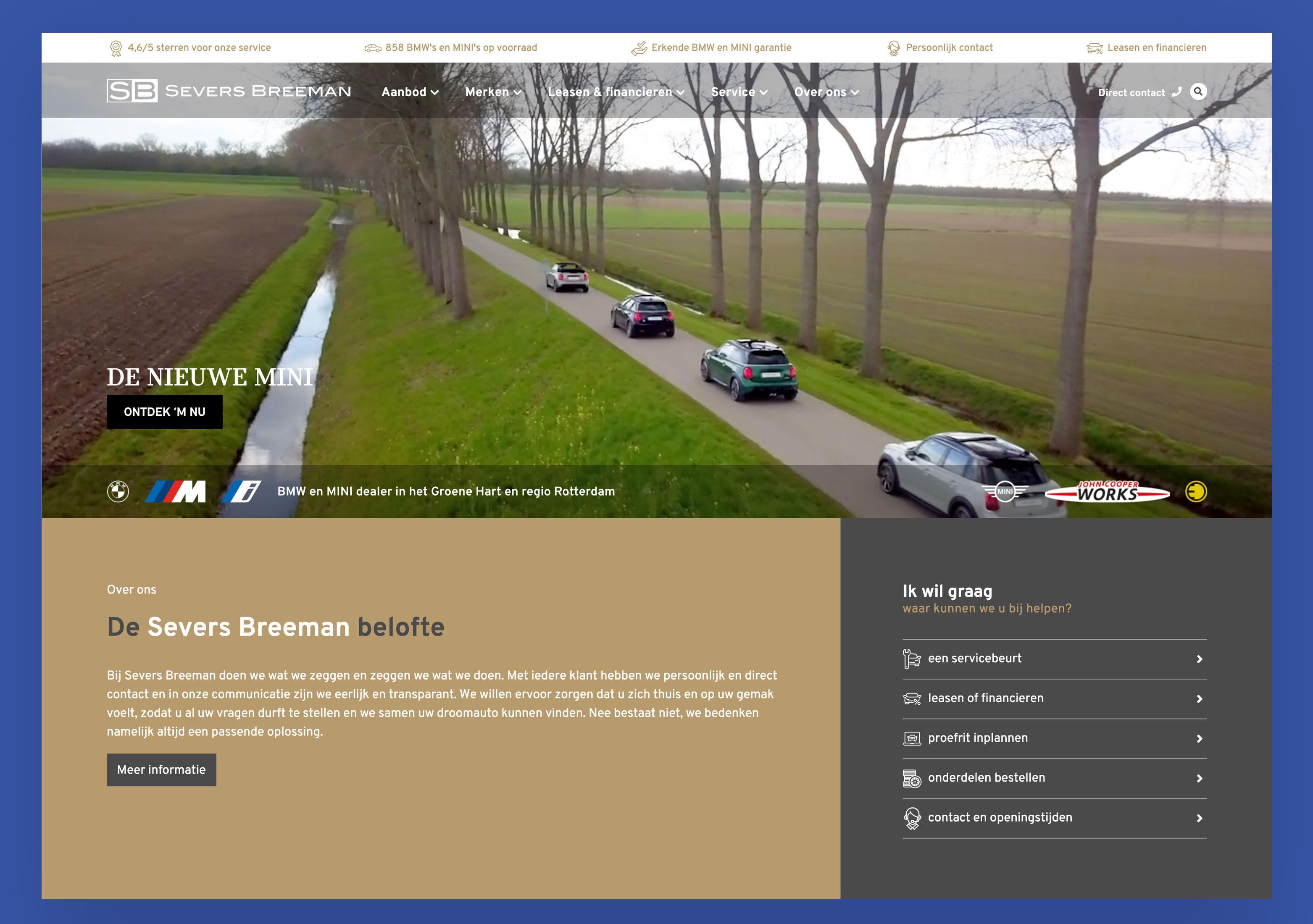 SeversBreeman-website-homepage